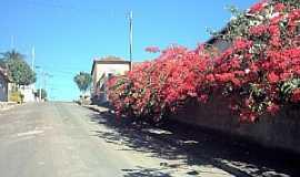 Serrania - Serrania-MG-Rua da cidade-Foto:ViniciusCosta