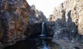 Serro - Serro-MG-Cachoeira de Capivari-Foto:Guia do Serro
