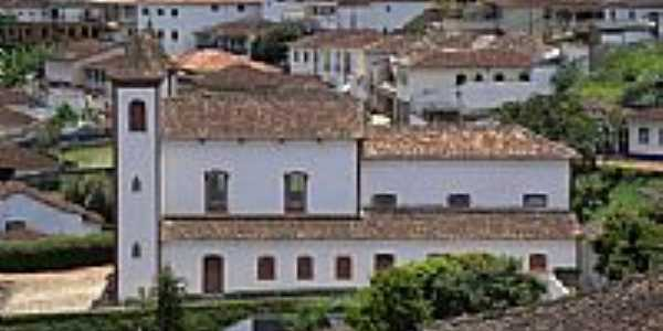 Serro-MG-Vista do Centro Histórico-Foto:Jose Gustavo Abreu M…