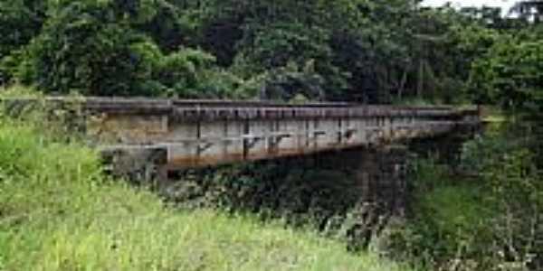 Ponte do Paiol em Silva Xavier-Foto:Pedro Rezende