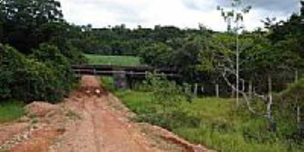 Ponte do Pratinha em Silva Xavier-Foto:Pedro Rezende