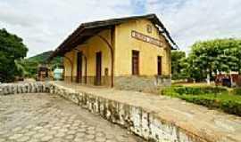 Silveira Carvalho - Antiga Estação Ferroviária-Foto:sgtrangel