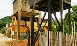 Silveira Carvalho - Caixas d´água da antiga Estação Ferroviária-Foto:sgtrangel