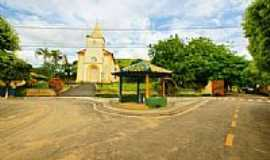 Silveira Carvalho - Praça e Igreja São José-Foto:sgtrangel