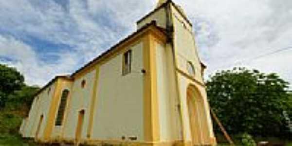 Lateral da Igreja de São José-Foto:sgtrangel