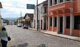 Silvianópolis - Rua de Silvianópolis-MG-Foto:Mahea