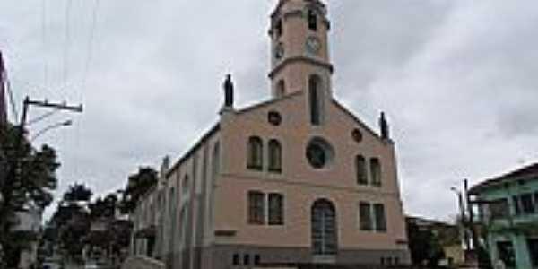 Matriz de São Pedro em Silvianópolis-MG-Foto:olintocristo
