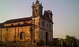 Simão Pereira - Igreja da Sagrada Família em Cotegipe, Município de Simão Pereira-Foto:Raymundo P Netto
