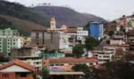 Simon�sia - Vista da regi�o central da cidade, Por Junin