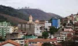 Simonésia - Vista parcial da cidade-Foto:Caio Jr