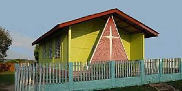 Bujari-AC-Igreja Presbiteriana do Brasil-Foto:cidade-brasil.com.br/foto-bujari