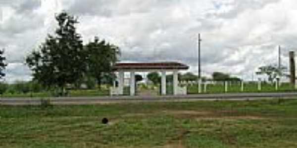 Entrada do Parque de Exposição-Foto:danubio36