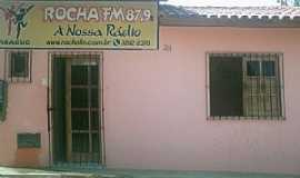 Barra do Rocha - Barra do Rocha-BA-Radio Rocha FM -Foto:RochaNet