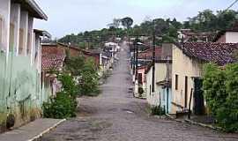 Barra do Rocha - Barra do Rocha-BA-Rua da cidade-Foto:ubaitabaurgente.com.br