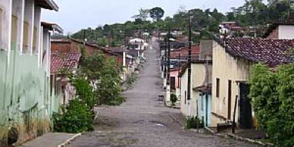 Barra do Rocha-BA-Rua da cidade-Foto:ubaitabaurgente.com.br