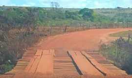 Sopa - Sopa-MG-Ponte chegando na cidade-Foto:Gilson Cunha
