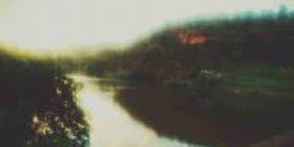 Rio Manhuaçu-Ponte, Tabaúna, Por Lohanna Loren