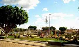 Taiobeiras - Taiobeiras-MG-Praça da Bíblia-Foto:Rogertaio