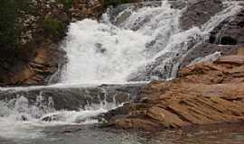 Tapira - Cachoeira dos Evaristos - Foto Tapira Teen