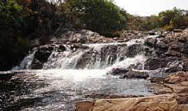 Tapira - Cachoeira dos Carlos - Foto Tapira Teen