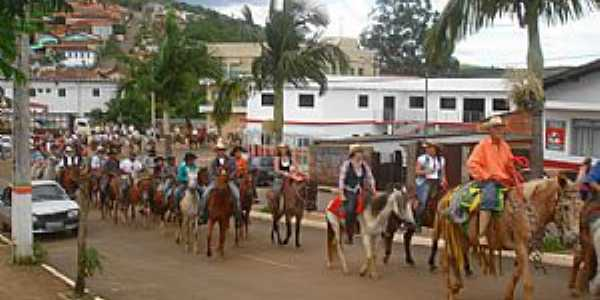 Cavalgada - Foto Tapira Teen