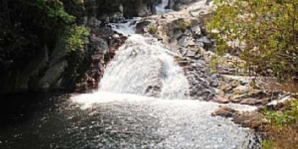 Cachoeira do Nute - Foto Tapira Teen