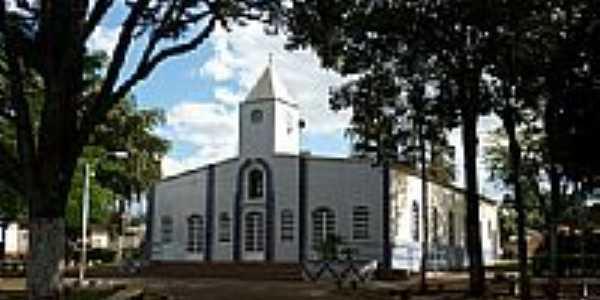 Tapuirama - Igreja N.S. da Abadia por Altemiro Olinto Cristo