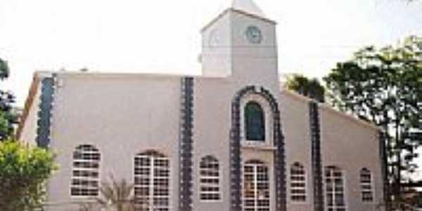 Tapuirama - Igreja N.S. da Abadia por efgoyaz