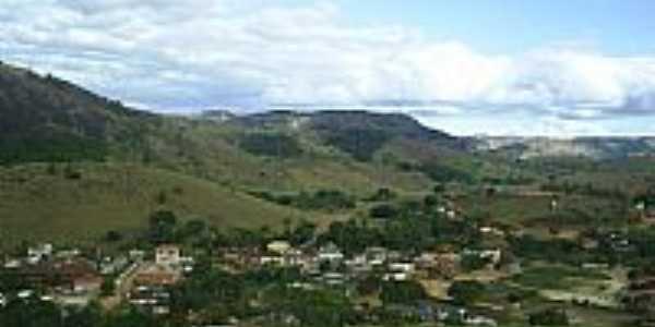 Taruaçu-MG-Vista da cidade-Foto:zeca mane