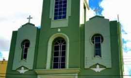 Tarumirim - Igreja Matriz da cidade de Tarumirim-MG - Por zano moreira