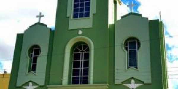 Igreja Matriz da cidade de Tarumirim-MG - Por zano moreira