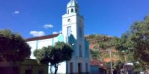 Igreja catolica na area central de Tarumirim , Por wilson vaz GV
