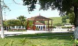 Tebas - Praça Carlos Vieira de Oliveira-Foto:Altemiro Olinto Cris…