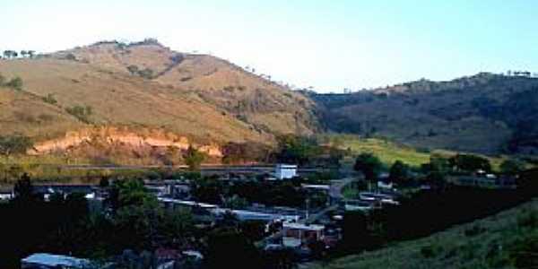 Tebas-MG-Vista do Bairro-Foto:Raymundo P Netto