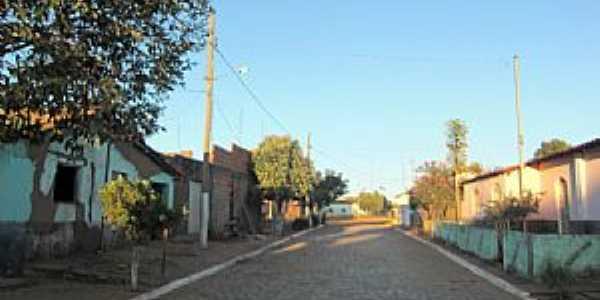 Tejuco-MG-Rua no centro-Foto:Rômulo Henok