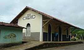 Teófilo Otoni - Estação Ferroviária de Valão,Município de Teófilo Otoni-Foto:montanha