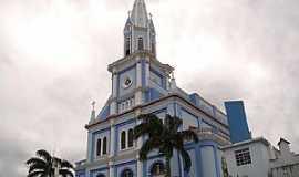 Teófilo Otoni - Teófilo Otoni-MG-Catedral de N.Sra.da Conceição-Foto:Vicente A. Queiroz