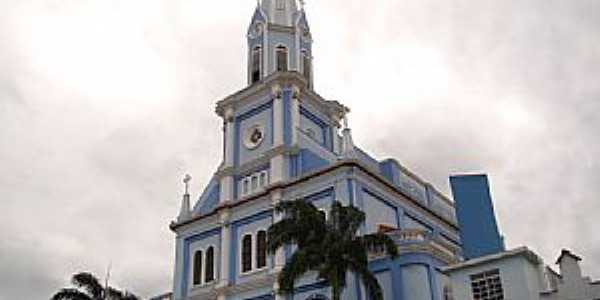 Teófilo Otoni-MG-Catedral de N.Sra.da Conceição-Foto:Vicente A. Queiroz
