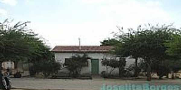 Povoado de Barracas - Pertencendo atualmente ao distrito de Várzea da Roça