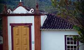Tiradentes - Tiradentes-MG-Capela Passos da Paix�o de Cristo-Foto:Ana Maria Scarpellini