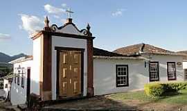 Tiradentes - Tiradentes-MG-Capela Passos da Paix�o de Cristo-Foto:Paulo Yuji Takarada
