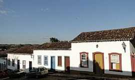Tiradentes - Tiradentes-MG-Casarios coloniais-Foto:Paulo Yuji Takarada