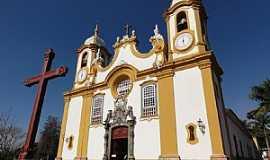 Tiradentes - Tiradentes-MG-Matriz de Santo Antônio-Foto:Paulo Yuji Takarada
