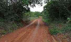 Tocandira - Tocandira-MG-Entiga Estrada rural-Foto:www.tritontv.com