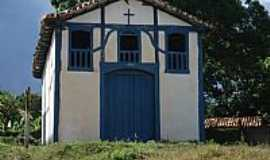 Tomás Gonzaga - Igrejinha construida em 1732  em Tomaz Gonzaga-MG-Foto:Tonhão Costa