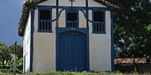Igrejinha construida em 1732  em Tomaz Gonzaga-MG-Foto:Tonhão Costa