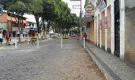 Tombos - área central da cidade de tombos mg, Por Marcelo Serpa