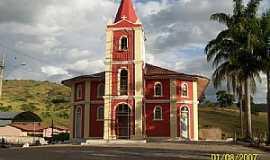 Topázio - Topázio-MG-Igreja Matriz-Foto:amarkinhos