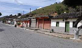 Topázio - Topázio-MG-Rua central-Foto:Baltazar Viana