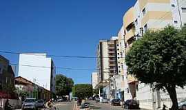 Barreiras - Barreiras-BA-Rua Abílio Farias no centro-Foto:cerrado